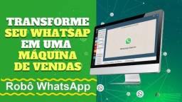 Disparador de Mensagens do WhatsAPP