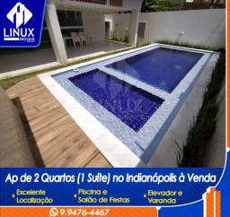 Vendo Apartamento de 02 quartos com ótima localização em Caruaru/PE