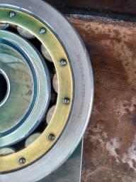 Rolamento cilindro rolo compactador