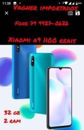 Título do anúncio: Xiaomi novo 9A leia descrição