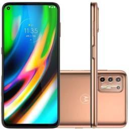 G9 Plus Motorola 128Gb, Novo c/ Nota e Garantia 12 Meses
