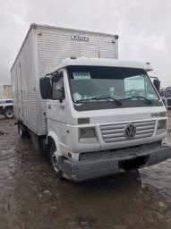 Título do anúncio: Caminhão 8-120 Baú