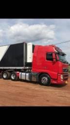 Título do anúncio: Vendo Cavalo Fh Volvo 460 6x4 2014<br><br>