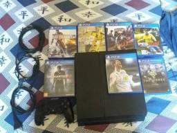 Vídeo game PS4