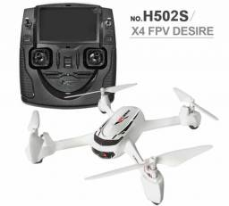 DRONE HUBSAN 502S - CAM HD 720 + FPV 5.8 GHz + GPS + FLW ME + RTH