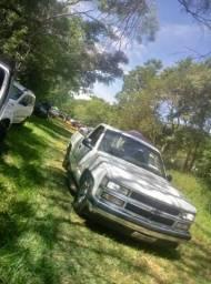Gm - Chevrolet Silverado aceito bmw azera - 1997