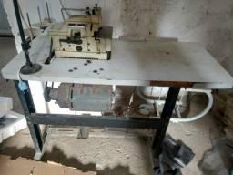 Máquina de costura Industrial pra vender logo