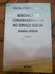 Livro Renovação e Conservadorismo No Seso