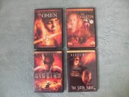 Filmes De Dvd Original, Aúdio Em Inglês, Espanhol E Francês
