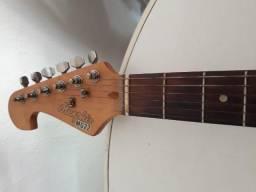 Guitarra Memphis para canhoto