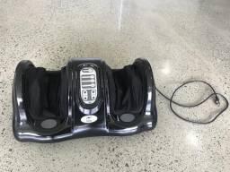Massageador eletrico de pés