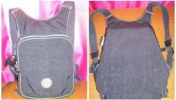 Mochila Kipling Perfeita Clássica + 2 Chaveiros do Macaquinho Originais comprar usado  Joinville