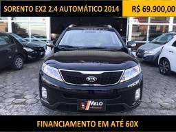 Sorento EX2 2.4 16V Automático 2014 - 2014