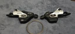 Par de Trocadores Shimano XT M780 2x10