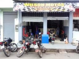 Vendo loja de moto e oficina
