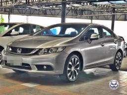 Honda Civic 2015 Sedan LXR 2.0 Flexone 16V Aut - Leia o Anuncio!!! - 2015