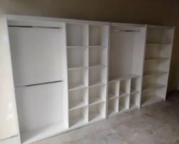 Kit Loja Novo ou Closet aberto MDF