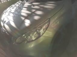 Peugeot Allure 1.6 Flex auto cor:cinza aluminium - 2018
