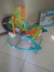 Cadeira vibratória infantil Fisher Price