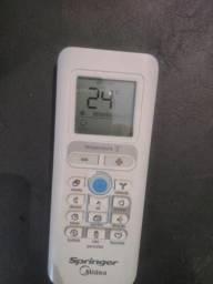 Controle de ar condicionado