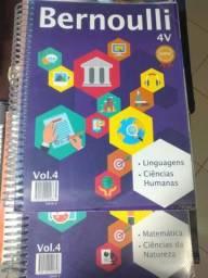 Livros - Coleção Bernoulli 4V