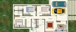 5- Residencial Colorado, 34 casas com 3quartos e 107m²area construida