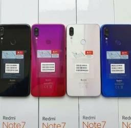 Xiaomi Redmi Note 7 Novo 32gb 3gb Ram + Brinde