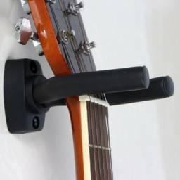 Suporte Parede P/ Violão E Guitarra - Novo Na Embalagem