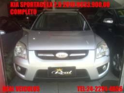 Kia Sportage LX 2.0, 2010, Muito nova, aceito troca e financio - 2010