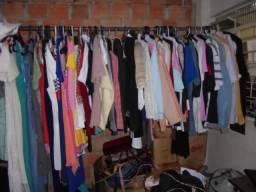 Bazar diário de roupas usadas(segunda a quinta feira)Ler o anuncio