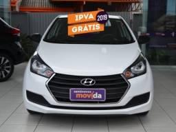 Hyundai Hb20 1.0 comfort Plus 17/17 - 2018