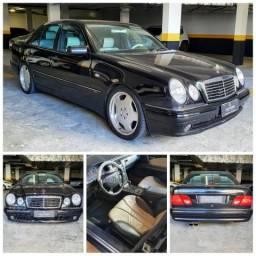 Mercedes e55 amg 1998 de colecionador
