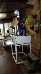 #Pesadora #Empacotadora Helicoidal Jhm # Evasadora de grãos e Pó.