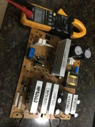 Conserto de equipamentos de som