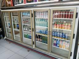 Visa cooler freezer