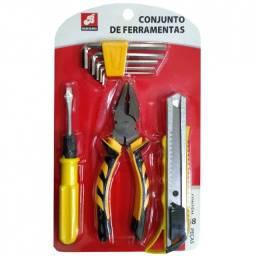 Kit de ferramentas 8 peças