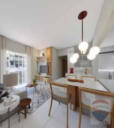 Cobertura Duplex com 119 m² 2 quartos, com suíte, terraço privativo, garagem -