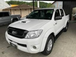 Toyota Hilux 3.0 SRV 4X4 CD 16V TURBO INTERCOOLER 4P AUTO