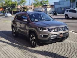 COMPASS 2017/2018 2.0 16V DIESEL LONGITUDE 4X4 AUTOMÁTICO