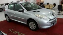 PEUGEOT 207 HATCH XR 1.4 8V Prata 2012/2013