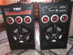 Caixa amplificadora TRC
