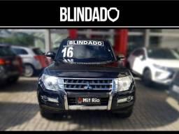 Mitsubishi Pajero Full HPE 3.2 Diesel 2016 Blindado