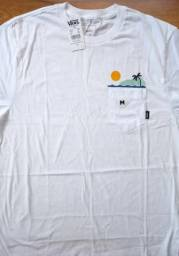 Camiseta Vans Off White