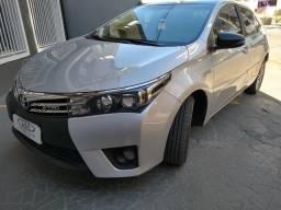 Toyota Corolla Xei 2.0 Flex Aut. 2016 18 Mil Km Oportunidade Imperdível