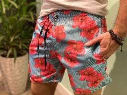 Shorts mauricinho - diversas estampas