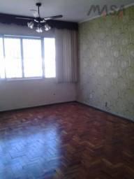 Apartamento com 2 dormitórios para alugar, por r$ 1.900/mês - gonzaga - santos/sp
