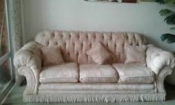 Sofá clássico conforto