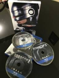 Trilogia Robocop em Blu Ray