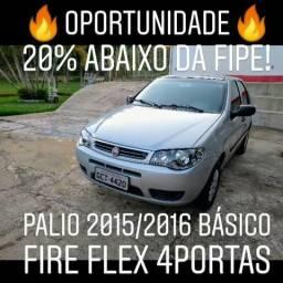 Fiat Palio 2015/16 -20% abaixo da fipe! - 2016