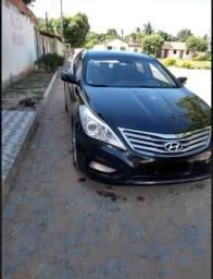 Hyundai Azera 3.0 no boleto - 2012